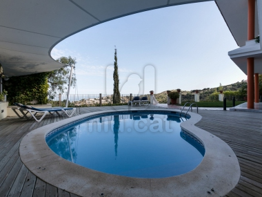 823 | Large house for sale in Alella, panoramic sea views