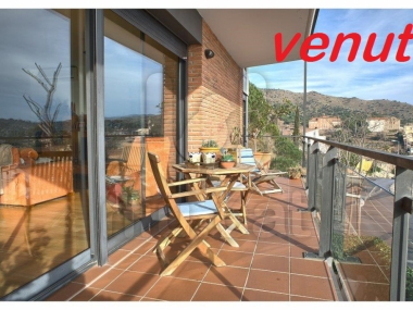 660 | Beautiful apartment with sea views for sale in Tiana, costa del maresme