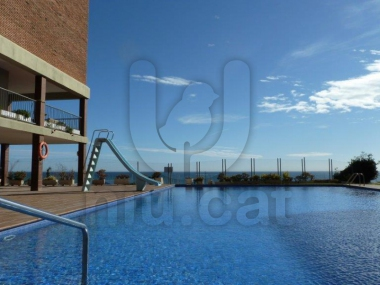 621 | Apartment with sea view for sale in Sant Andreu de Llavaneres